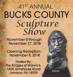 Bucks County Sculpture Show - Central Bucks Chamber of Commerce